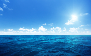 sea, nature, coast, tropics