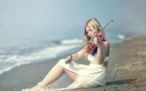 shore, Violinist