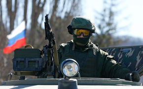 Russian, Crimea, Russia, soldier, RF, fighter, armed forces, Russia