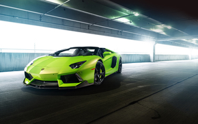 tuning, Lamborghini, Aventador