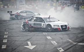 Audi, Audi, tuning, machine, Two, Sport