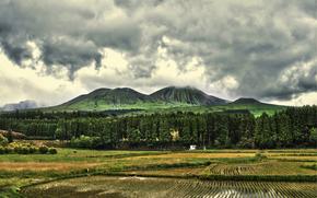 阿苏 山, Monte Aso, Giappone, 日本, Regione di Kyushu, 熊 本 県, Kumamoto Prefecture, 九州
