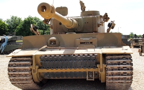 German, heavy, tank