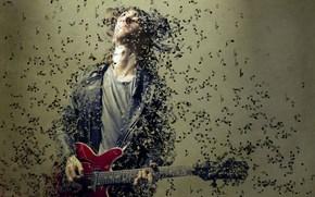 music, Music, guitar