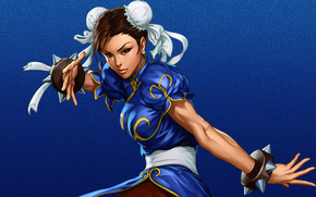 Streetfighter Girls, Fighter, martial, arts