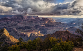 национальный парк, плато  Колорадо, штат Аризона, США, Гранд-Каньон