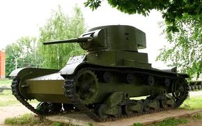 легкий, советский, танк