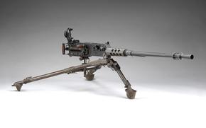 Stativ, Waffe, Maschinen schweren Maschinengewehr Browning