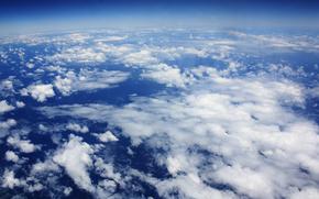 cielo, nuvole, natura