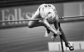 saltare, Sport, ragazza