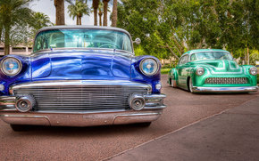 Front, Buick, retro, CARS, Other brands