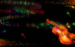 violin, tool, COLOR, music
