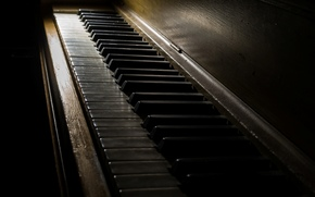 background, piano, Music