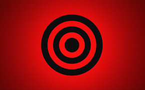 target, circle, ring, COLOR, cloth