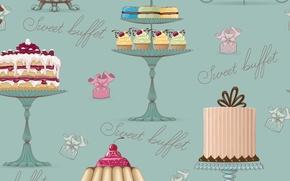 STRUTTURA, torte, dolcezza