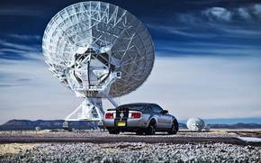 Radar, ford, antenna, ford