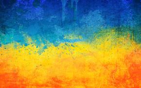 blu, giallo, Bandiera dell'Ucraina, Ucraina