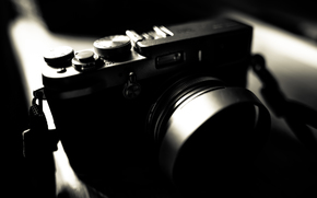 фотоаппарат, камера, Hi-Tech, объектив