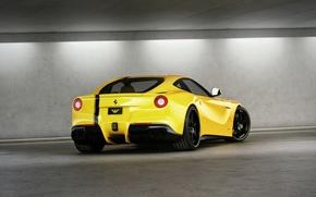 ombra, riflessione, Zadok, Ferrari, specchio, giallo, Ferrari