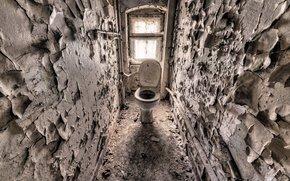 interior, background, WC