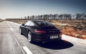 stradale, accelerare, Car, Porsche, macchina