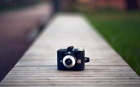 фотоаппарат, обои, размытие, камера, настроения, широкоформатные, трава, объектив, фон, полноэкранные, широкоэкранные