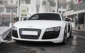 Audi, Audi, Blanco, antes