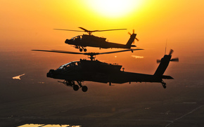 main, sky, water, sun, helicopters, Battle, land, U.S. Armed Forces