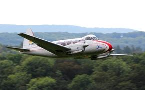 ближнемагистральный, самолет-моноплан, пассажирский, британский