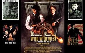 Дикий, дикий Запад, Wild Wild West, фильм, кино