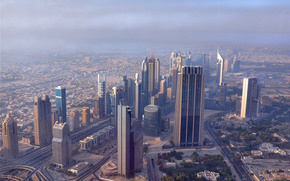 Эмират, Дубай, город