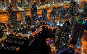 Emirato, Dubai, città