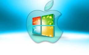 logo, computer, operating system, emblem, hi-tech