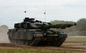 танк, бронетехника, Чифтен, боевой, «вождь»
