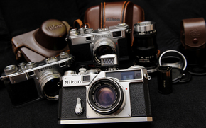 пленка, фон, Hi-Tech, камера, объектив, обои, фотоаппарат, чехол, полноэкранные, широкоформатные, широкоэкранные