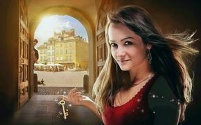 Summer of shambles, online novel, girl, Mystery