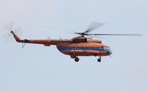 многоцелевой, вертолёт, советский/российский