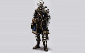 Dark Souls, Armor, knight