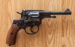 revolver, revolver, weapon