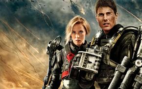Fringe future, sky, exoskeleton, battle