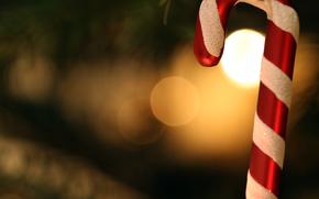 caramelle, Natale, Capodanno, Macro