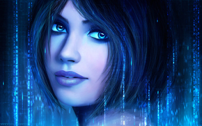 Halo, Halo 4, Cortana, games