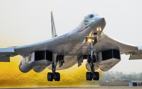 bomber, takeoff