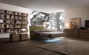 BEDROOM, room, villa, home, design, style, interior