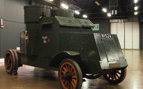 лёгкий бронеавтомобиль, британский
