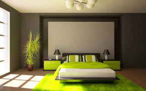 BEDROOM, room, style, interior, design