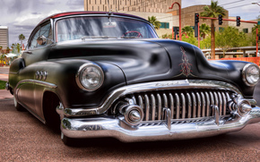 retro, Buick, car, Front, Other brands