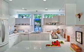 style, kitchen, interior, room, design