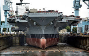ship, SIZE, Other machinery and equipment, aircraft carrier, HOUSING, ship, MLC, deck, team