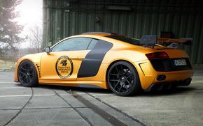 Audi, ауди, тюнинг, суперкар